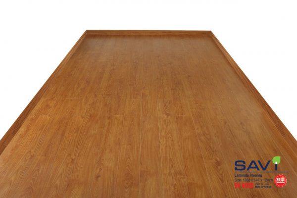 sàn gỗ trong nhà savi 6035